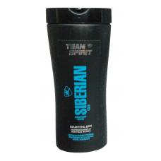 """TEAM SPIRIT - Шампунь для мужчин для нормальных и жирных волос """"Сибирский мороз"""" (SIBERIAN COLD)"""